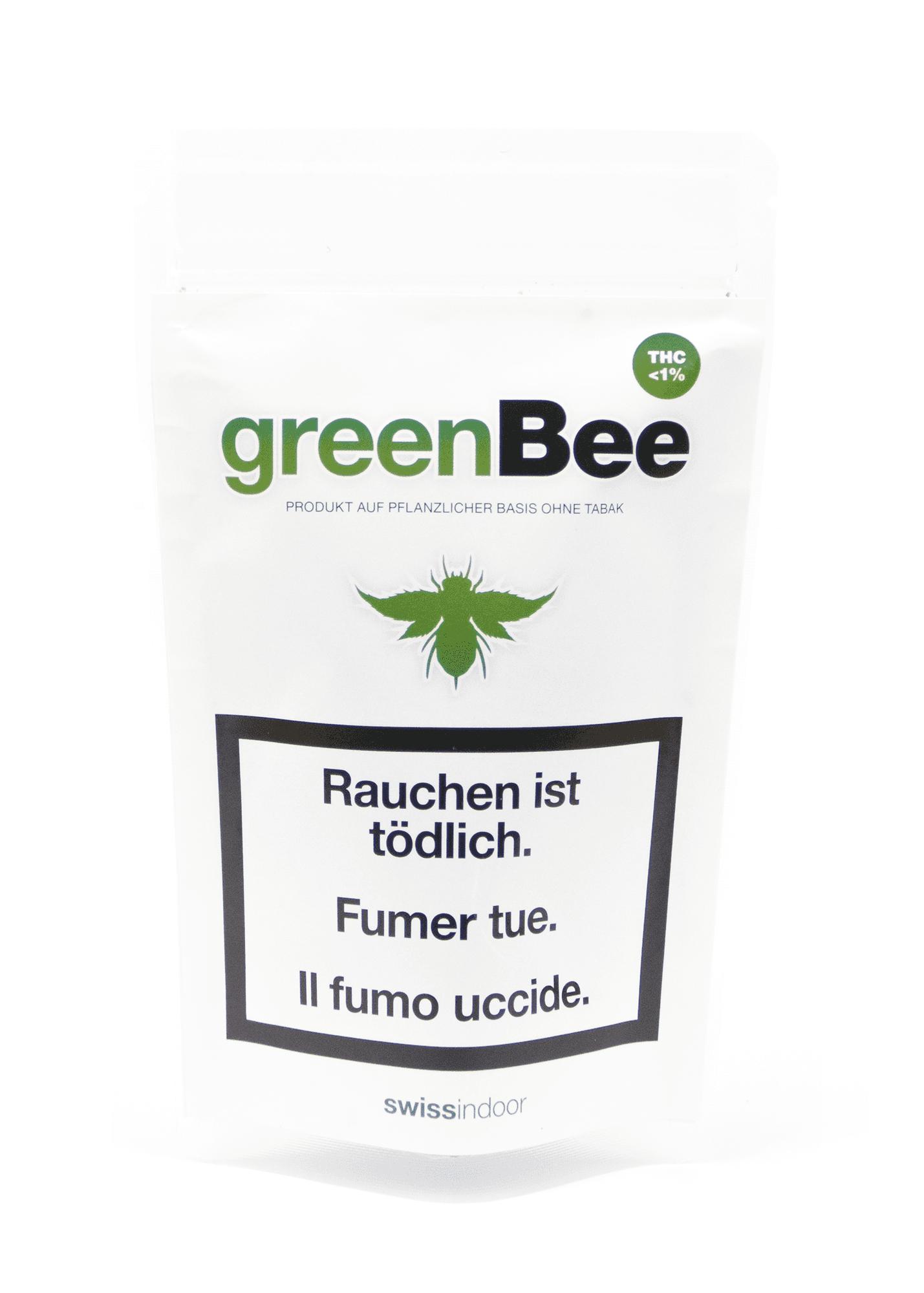 GreenBee Gras Weed CBD Hanf Schweiz online kaufen